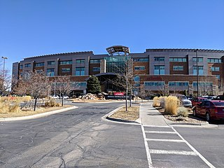 Medical Center of the Rockies Hospital in Colorado, United States