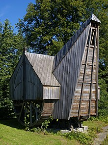 Treadwheel Crane Wikipedia