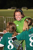 Megan Manthey, Sounders Women Soccer Player May 2012.jpg