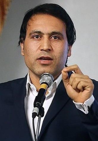 Mehdi Mahdavikia - Mahdavikia in 2014