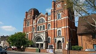 Memorial Community Church church in Plaistow, London