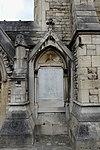 Memorial on the Western Side of Holyrood Church, Southampton.jpg