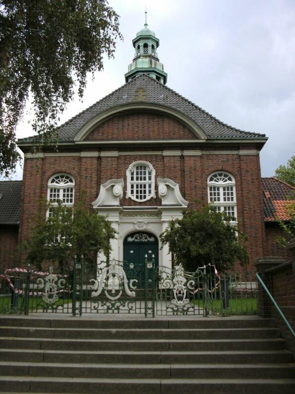 Mennonitenkirche zu Hamburg und Altona