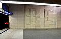 Metro 4, M4, Line 4 (BudapestMetro), II. János Pál pápa tér, Jovánovics térplasztika.jpg