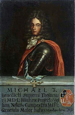 Michał Juzef Sapieha. Міхал Юзэф Сапега (1709).jpg