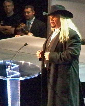 Michael Hayes (wrestler) - Hayes in 2009.