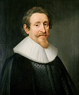 Hugo Grotius, door Michiel Jansz. van Mierevelt, 1631