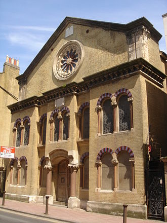 Thomas Lainson - Middle Street Synagogue