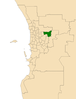 Electoral district of Midland state electoral district of Western Australia