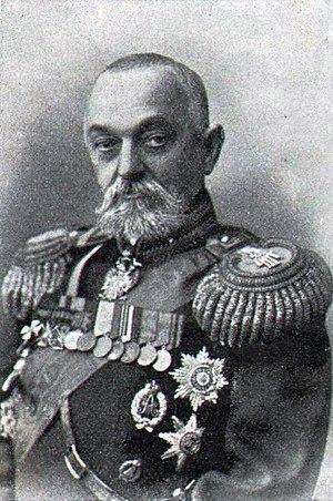 Mikhail Batyanov - General Mikhail Batyanov