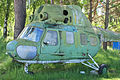 Mil Mi-2 (PZL built) 12 yellow (ES-XAB) (7609851690).jpg