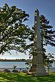 Millers' Monument, Lakewood Cemetery 2016-09-17.jpg