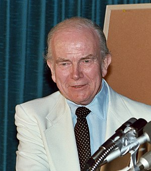 Milton Caniff - Milton Caniff in 1982