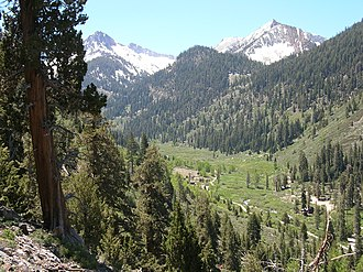 Mineral King - Image: Mineral King Valley (9103965415)
