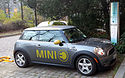Mini E @ TUB with charging station.jpg