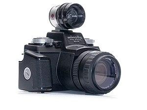 Minolta 110 Zoom SLR - Minolta 110 Mk II