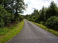 Minor Road leading to Auchinleck Farm - geograph.org.uk - 503803.jpg