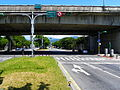 Minquan East Road Section 5 and Tayou Road Crosspoint under Minquan Bridge.jpg