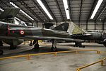 Mirage IIIE at Yorkshire Air Museum (8256).jpg