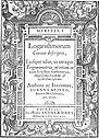 Mirifici Logarithmorum canonis Descriptio.jpg