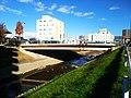 Mito ibaraki sakasa river bridge 17 ekinannaka.jpg