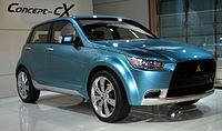 Mitsubishi Concept-cX thumbnail