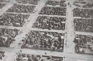 Burkina Faso - The capital, Ouagadougou, in 1930