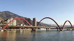 迷昜湖大桥