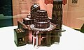 Model of the Church of the Holy Sepulcre (Betlehem, probably late 1600s) 4 - British Museum.jpg