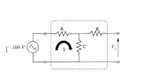 Open-circuit voltage - Modified Circuit