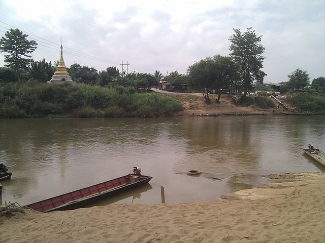 Mae Sot and the Burmese border