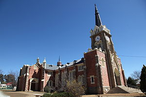 Molteno, Eastern Cape - Molteno NG Church