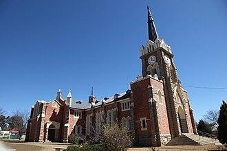 Molteno, Eastern Cape - Molteno NG Church