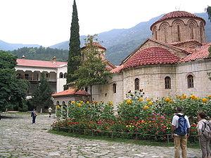 Monastere batchkovo