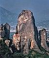 Monasterio de Roussanou, 1991 (26727499087).jpg