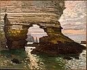 Monet - La Porte d'Amont, Étretat, c. 1868-1869.jpg