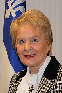 Monique Gagnon-Tremblay Canadian politician