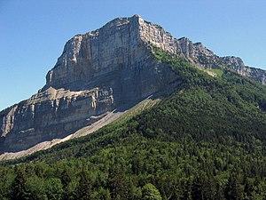 Mont Granier - Image: Mont Granier