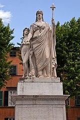 Monument to Maria Luisa di Borbone-Spagna (Lucca)