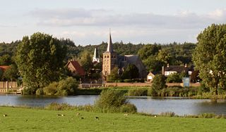 Mook en Middelaar Municipality in Limburg, Netherlands