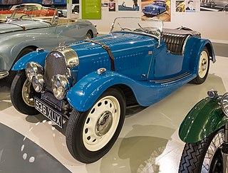 Morgan 4/4 Motor vehicle