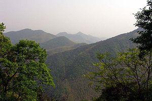 Mount Mogan - Moganshan