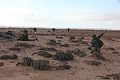 Moroccan soldiers conduct a dry-fire rehearsal with U.S. Marines assigned to Bravo Company, Battalion Landing Team, 1st Battalion, 2nd Marine Regiment, 24th Marine Expeditionary Unit in preparation for the final 120414-M-TK324-048.jpg