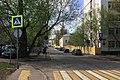 Moscow, Teterinsky Lane, corner of Zemlyansky Lane (30439584033).jpg