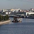 Moscow, view north-west from Bolshoy Krasnokholmsky bridge, July 2012 02.jpg