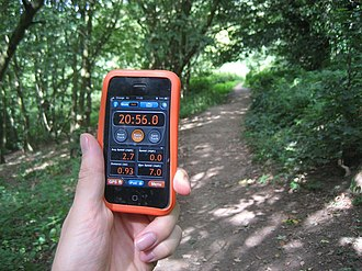 OpenStreetMap - Surveying routes with a GPS receiver