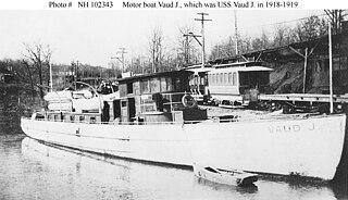 USS <i>Vaud J.</i> (SP-3361)