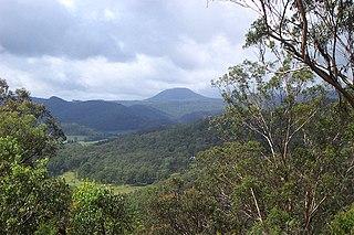 Watagan Mountains