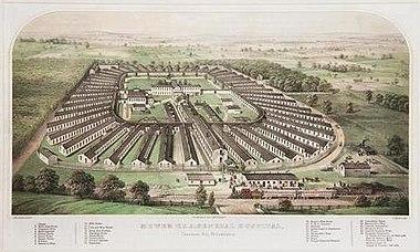 Mower Hospital 1863