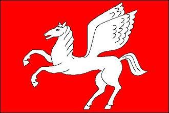 Mrákotín (Chrudim District) - Image: Mrákotín (okres Chrudim) vlajka